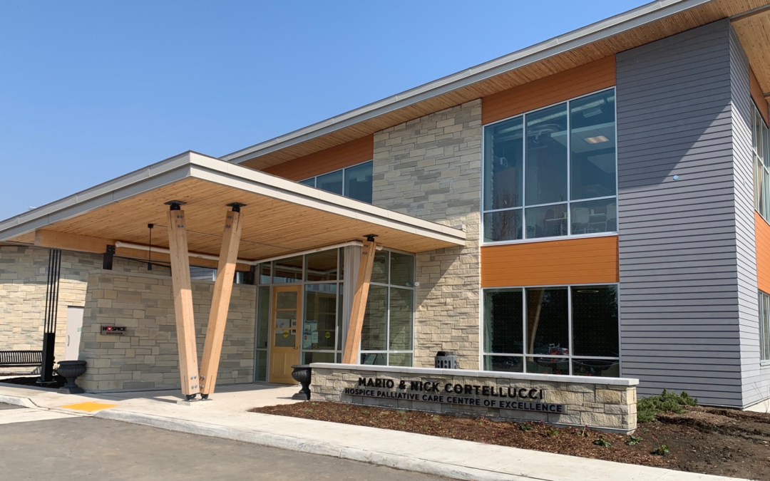 HOSPICE VAUGHAN OPENS OUR NEW HEALTH CARE FACILITY
