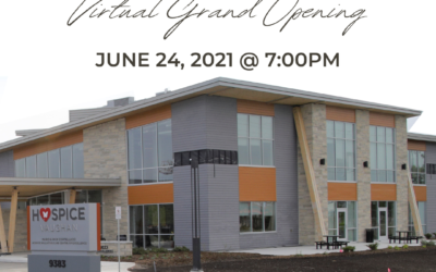 Hospice Vaughan celebrates with a virtual grand opening!